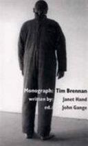 Monograph  Tim Brennan