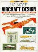 Basics of R C Model Aircraft Design