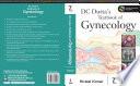 DC Dutta's Textbook of Gynecology