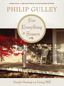 For Everything a Season Pdf/ePub eBook