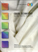 COLOR TECHNOLOGY in the textile industry Second Edition ebook
