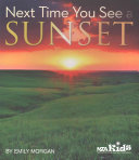 Next Time You See a Sunset