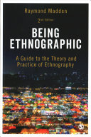 Cover of Being Ethnographic