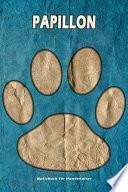 Papillon Notizbuch für Hundehalter