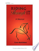 Riding Through It (Kindle Edition)