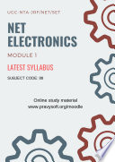 UGC NTA NET Electronic Science