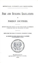 Fire and Building Regulations in Foreign Countries