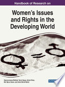 Handbook Of Research On Women S Issues And Rights In The Developing World