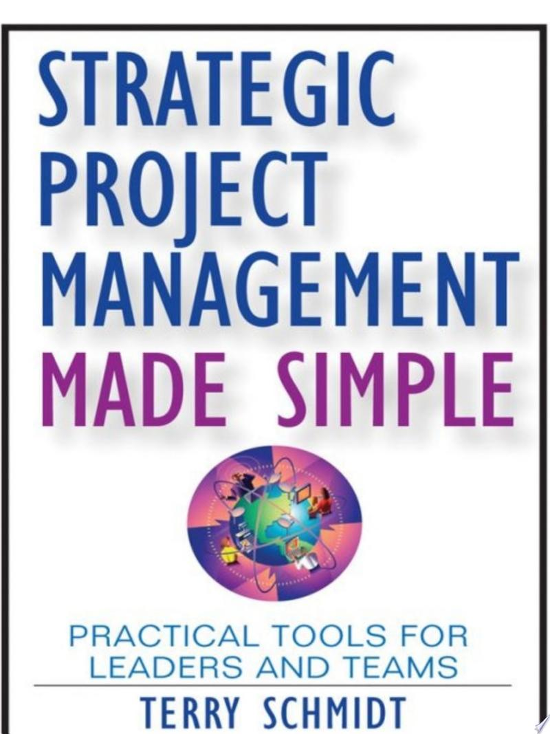 Strategic Project Management Made Simple banner backdrop