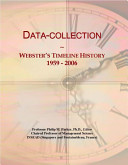 Data collection  Webster s Timeline History 1959   2006