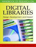 Handbook of Research on Digital Libraries