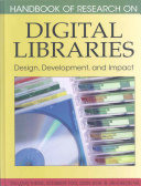 Handbook of Research on Digital Libraries