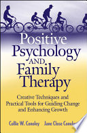 Positive Psychology and Family Therapy Book