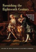 Furnishing the Eighteenth Century