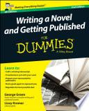 Writing a Novel and Getting Published For Dummies Pdf/ePub eBook