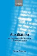 Auxiliation