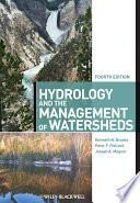Hydrology And The Management Of Watersheds Book PDF