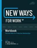 New Ways for Work  Workbook