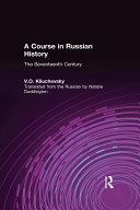 A Course in Russian History Pdf/ePub eBook