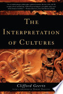 The Interpretation Of Cultures PDF