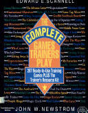 The Complete Games Trainers Play