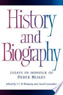 History and Biography
