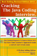Cracking The Java Coding Interview Hand Book 2014