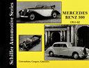 Mercedes-Benz 300, Sedans, Coupes, Cabriolets, 1951-62