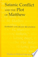 Satanic Conflict And The Plot Of Matthew