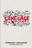 Foreign Language Notebook Collection
