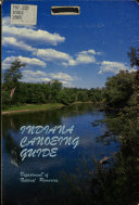 Indiana Canoeing Guide