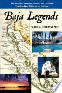 Baja Legends Book
