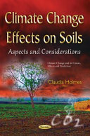 Climate Change Effects on Soils
