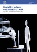 Pdf Controlling Airborne Contaminants at Work