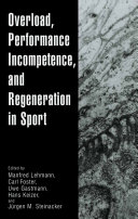 Pdf Overload, Performance Incompetence, and Regeneration in Sport Telecharger