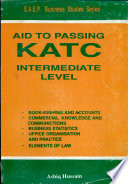 Aid to Passing K.A.T.C. - Intermediate Level