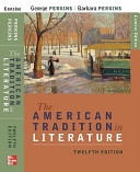 The American Tradition in Literature  concise  book alone