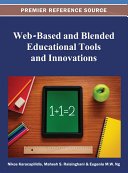 Pdf Web-Based and Blended Educational Tools and Innovations Telecharger