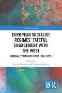European Socialist Regimes' Fateful Engagement with the West Pdf/ePub eBook