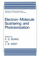 Electron Molecule Scattering and Photoionization
