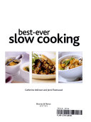 Best ever Slow Cooking