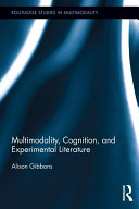 Multimodality, Cognition, and Experimental Literature Pdf/ePub eBook