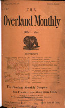 Pdf Overland Monthly and Out West Magazine