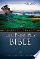Charles Stanley Life Principles