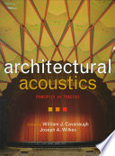 Architectural Acoustics Book PDF