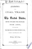 Statistics of the Coal Trade