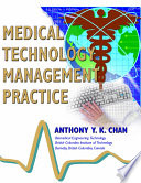 MEDICAL TECHNOLOGY MANAGEMENT PRACTICE Book