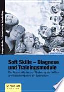 Soft Skills - Diagnose und Trainingsmodule