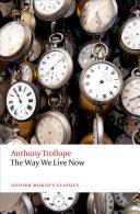 The Way We Live Now Pdf/ePub eBook