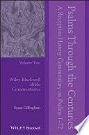 Psalms Through the Centuries  Volume Two